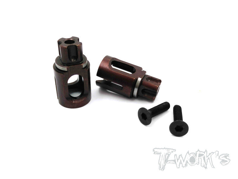 TE-126-V Spring Steel Front Spool Cups For VBC D06/D07