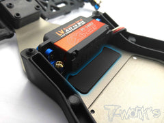 TE-149-A Aluminum Chassis Weight 9.5g  ( For Team Associated RC10 B6/B6D )