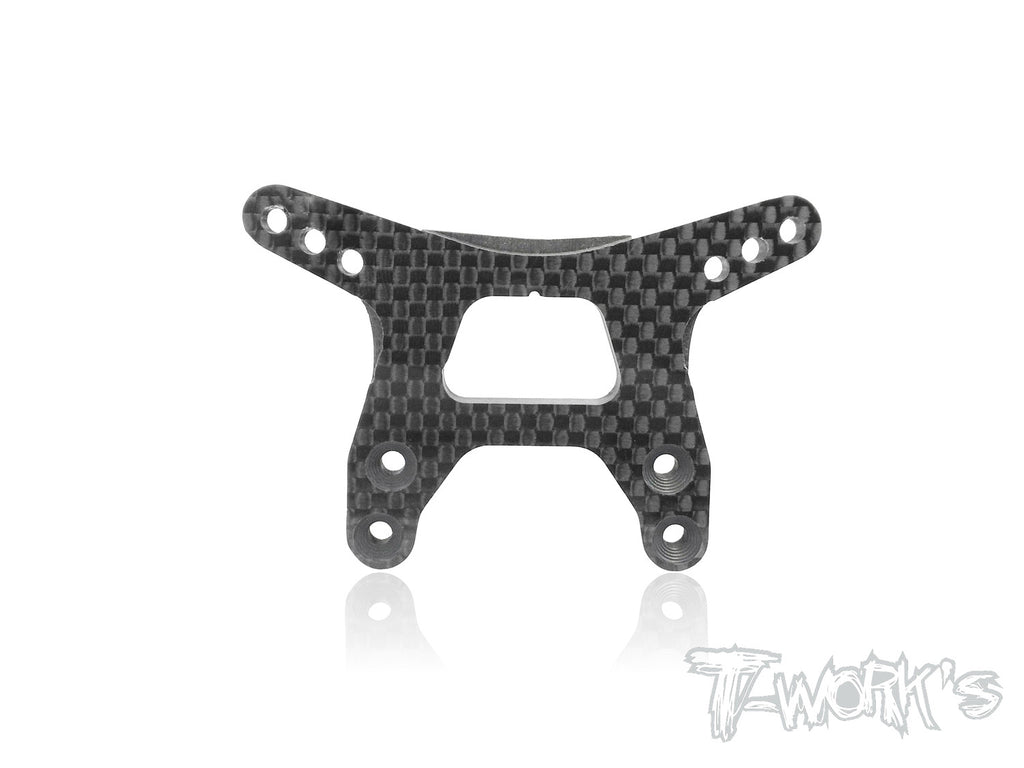 TE-182-B6 Graphite Front Shock Tower ( For Team Associated RC10 B6 )