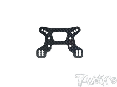 TE-182-B74.1	Graphite Front Shock Tower 23mm( For Team Associated RC10 B74.1 )