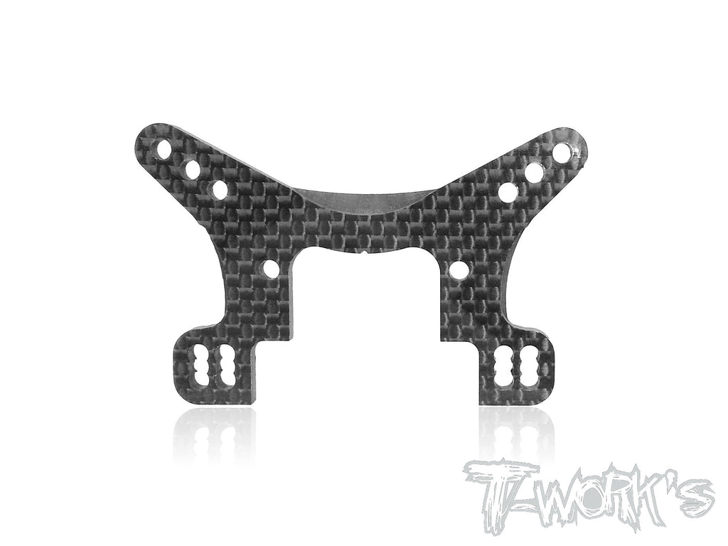 TE-182-SDX Graphite Front Shock Tower ( For Serpent SDX4 )