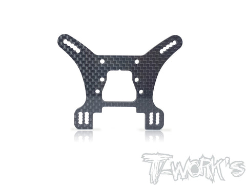 TE-183-SDXEV	Graphite Rear Shock Tower ( For Serpent SDX4 EVO )