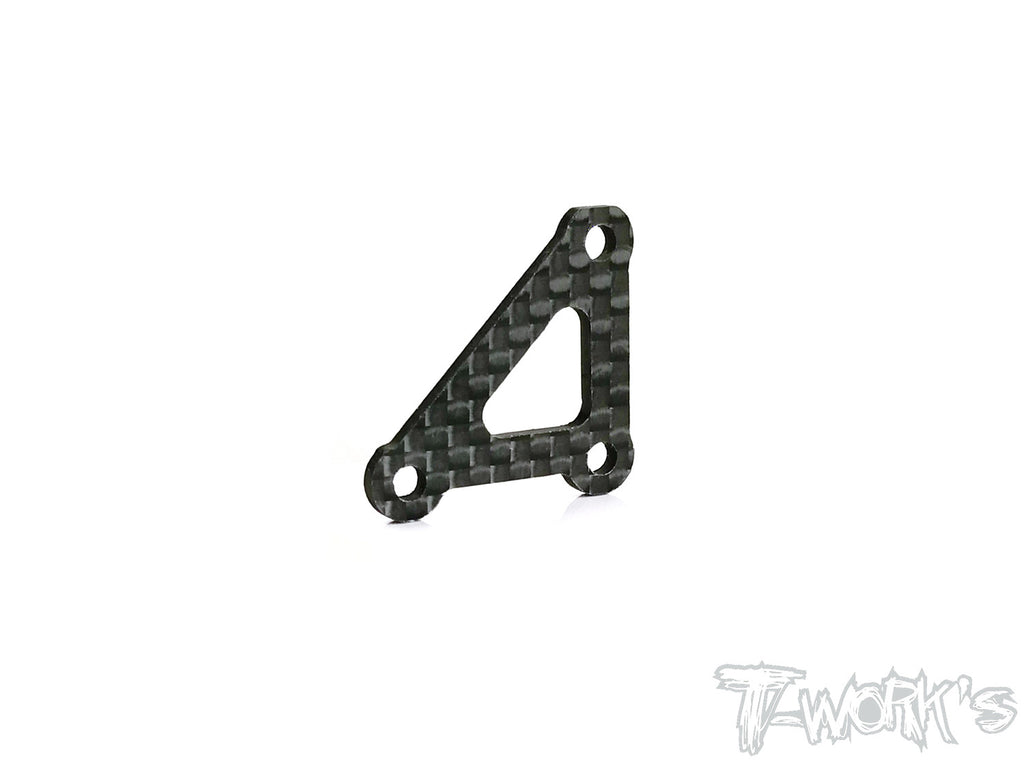 TE-189-M Graphite Motor Mount Plate For Mugen MTC1
