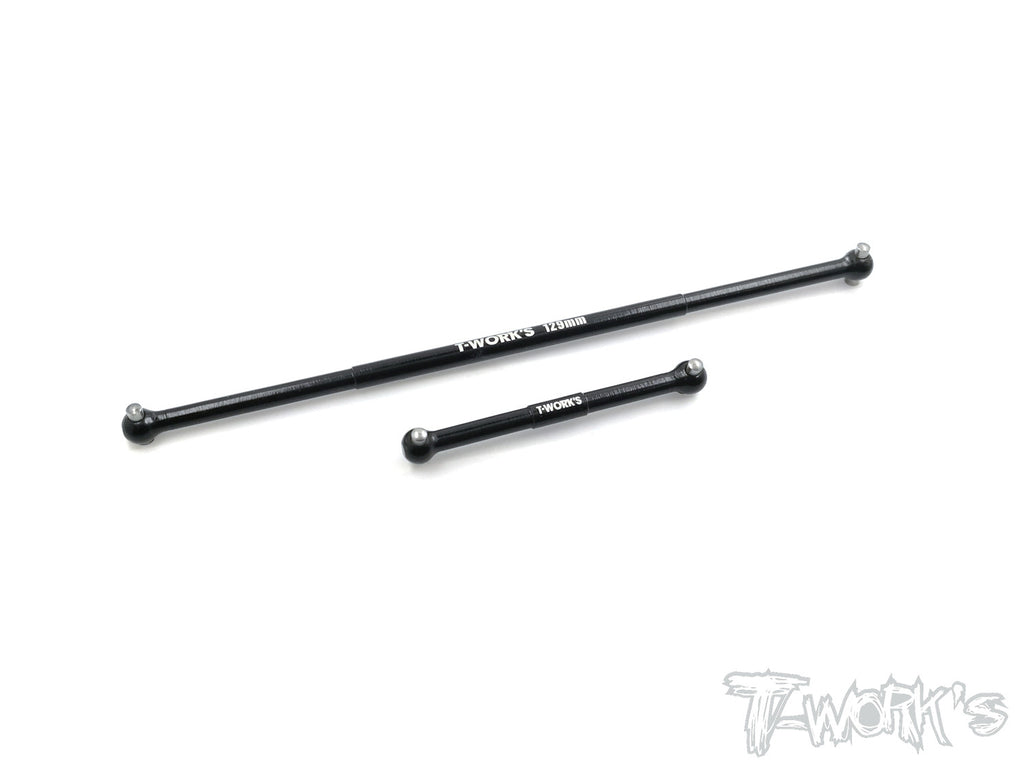 TE-193 7075-T6 Alum. Centre Drive Shaft For TEKNO EB410