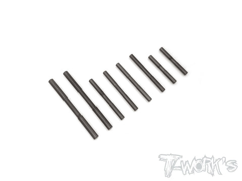 TE-199-B6 DLC coated Suspension Pin Set ( For Team Associated RC10 B6/B6D/B6.1/B61D )