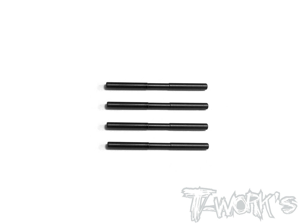 TE-199-TC01	DLC coated Suspension Pin Set ( For Tamiya TC01 ) 3 x 45.8mm 4pcs.
