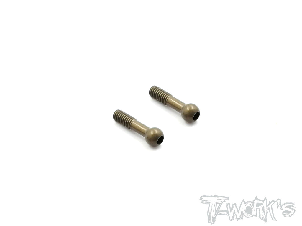 TE-200-S 7075-T6 Hard Coated Alum. 13.8mm Anti-roll bar rod ( 2pcs.)