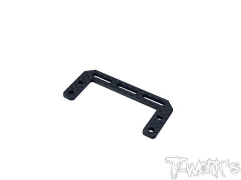 TE-TC01-I Graphite Servo Mount Plate( For Tamiya TC-01 )