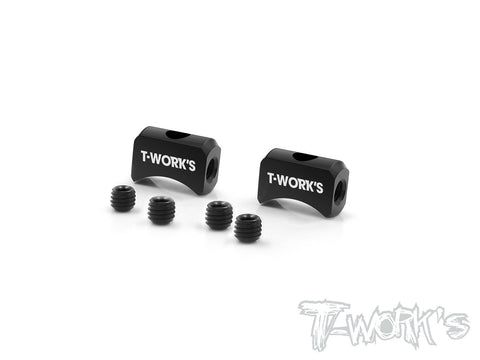 TG-054 Alum. Exhaust Lock ( 2pcs. )