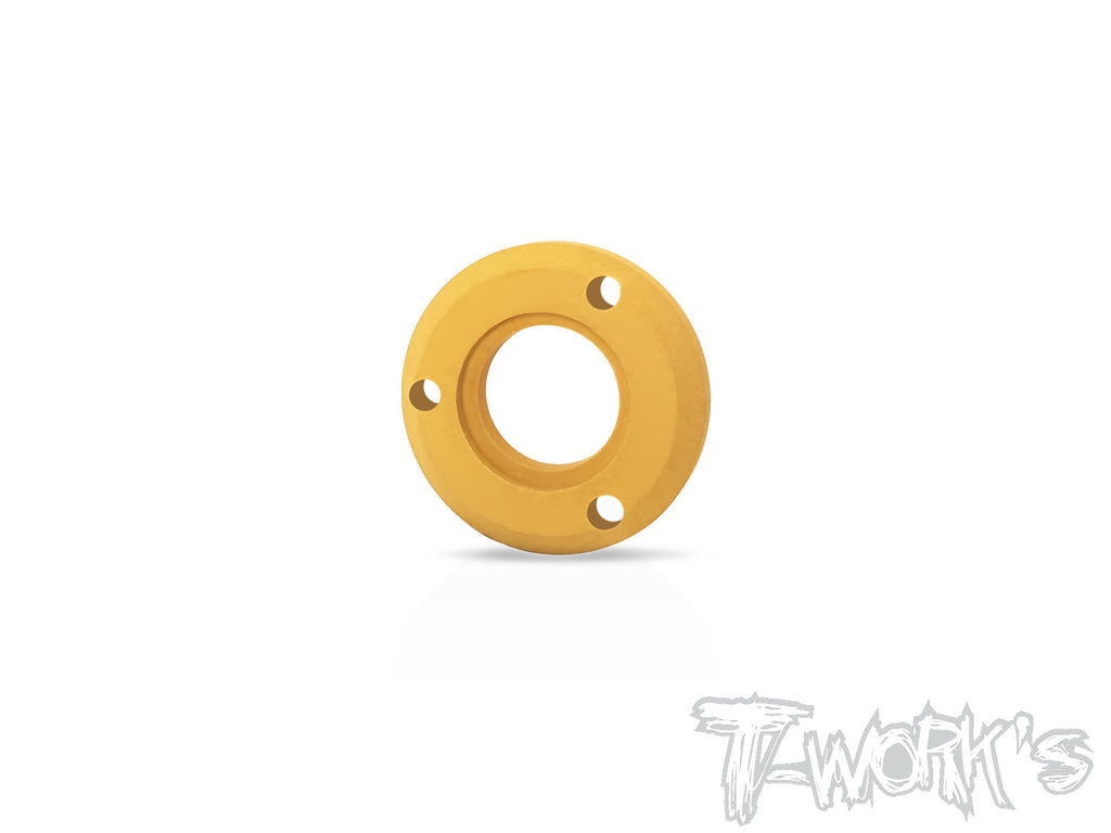 TG-058-A  1/8 On Road Clutch Shoe (Yellow) For ARC