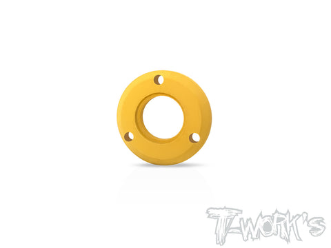 TG-058-M 1/8 On Road Clutch Shoe (Yellow) For Mugen
