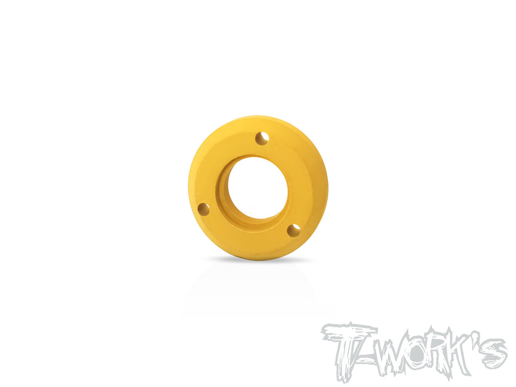 TG-058-S 1/8 On Road Clutch Shoe (Yellow) For Serpent