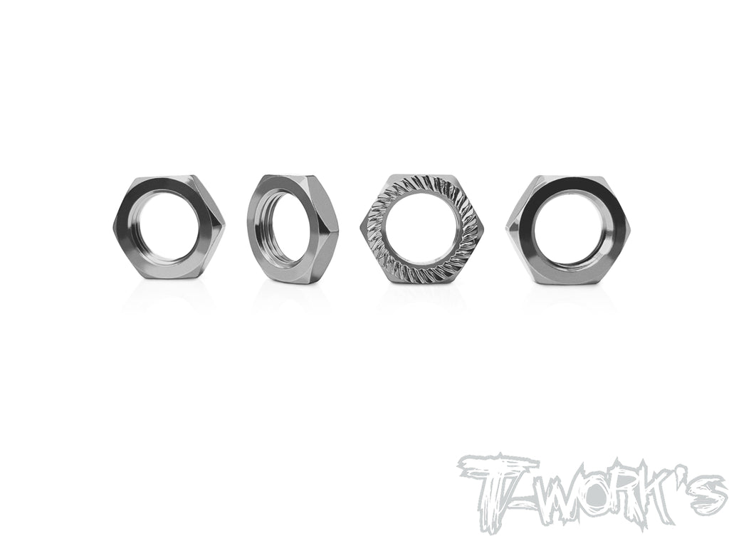 TO-049G Self-Locking Wheel Nut P1 ( Gray )
