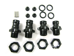 TO-053 Wheel Adapters 17mm Complete kit ( For Slash 2WD  )