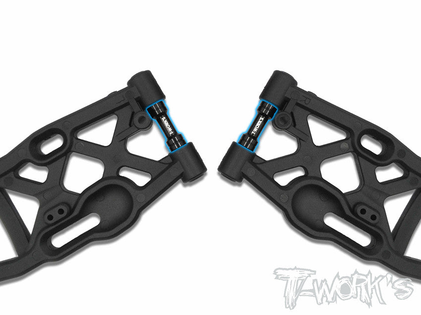 TO-197-RC8R  Rear A-Arm Reinforcing Insert   ( For Team Associated RC8 B3 )