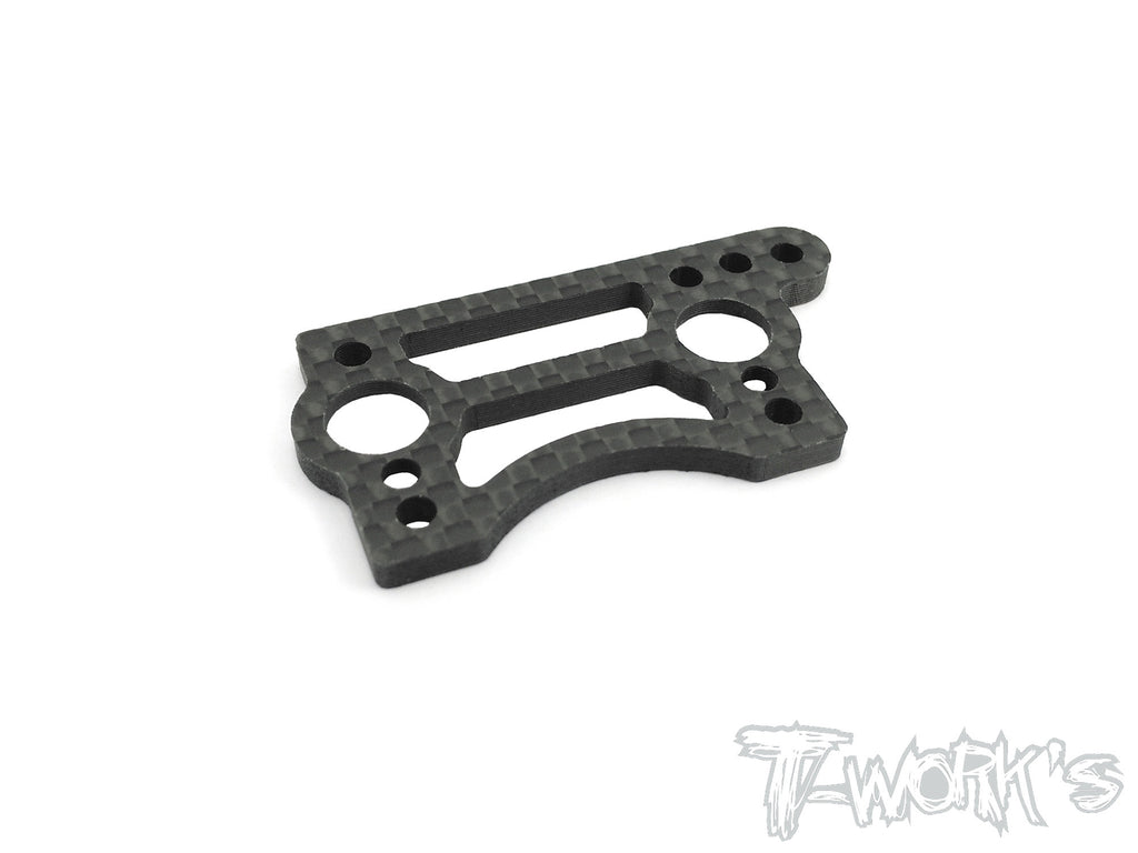 TO-209-C Graphite Center Gearbox Plate ( For Kyosho MP9 TKI3/ TKI4 )