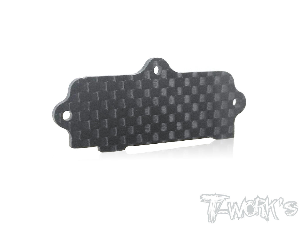 For Kyosho MP9 TKI3// TKI4// GT3// MP10 T-Work/'s Graphite Switch Plate