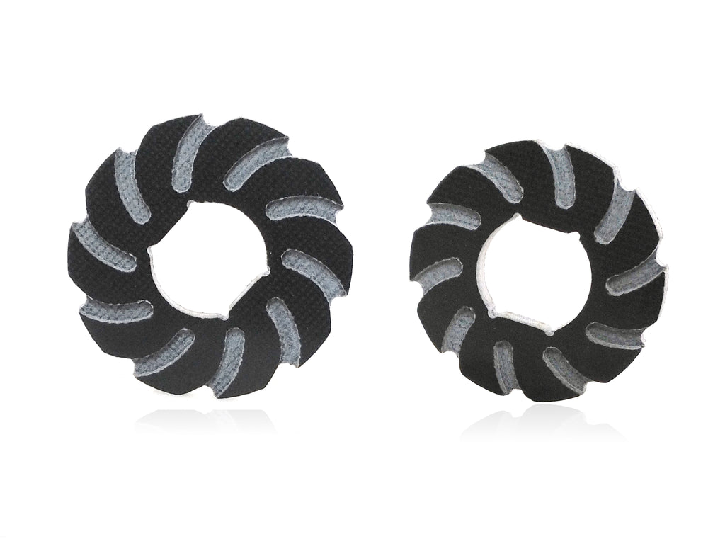 TO-231-JQ Light Weight Black Fiber Brake Disks  ( For JQ Racing The Black Edition )