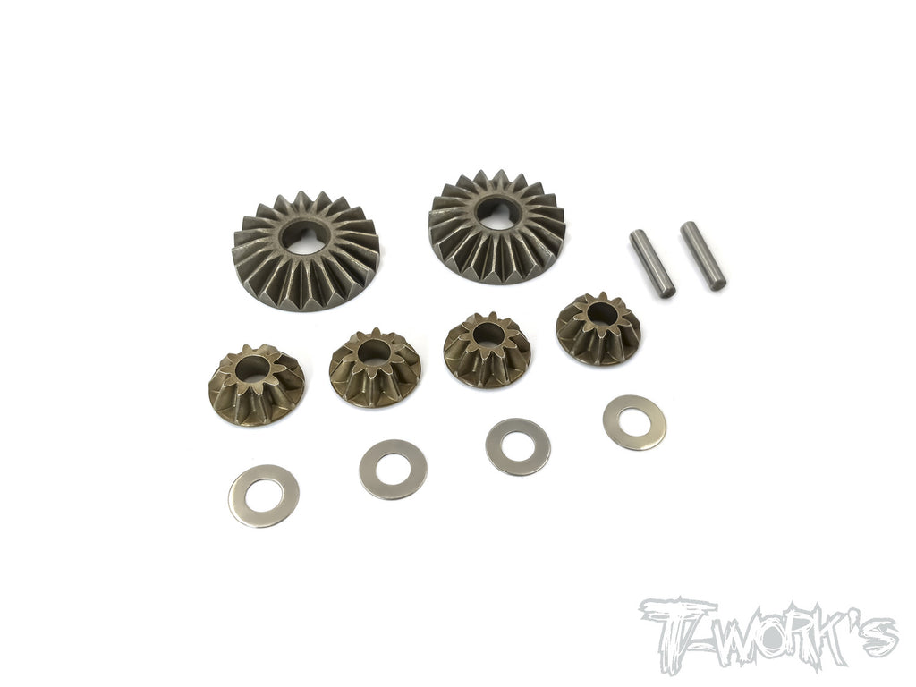 TO-250-K  Metal P/M Diff. Gear ( For Kyosho MP9 / TKI3/TKI4/MP9e EVO/MP10 )