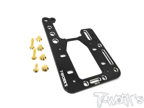 TO-254-MP10	7075-T6 Alum. One Piece Engine Mount Plate ( For Kyosho MP10 )