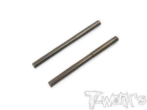 TO-262-MP10 DLC coated Arm Shaft ( For Kyosho MP10 ) 2pcs.