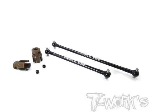 TO-264-RC8 Alum. Center Shaft For Team Associated RC8 B3.1