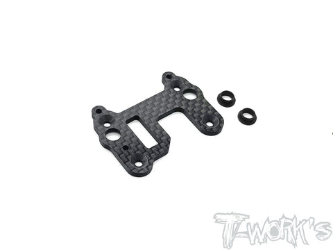TO-267-B3.2	Graphite Center Gearbox Plate With Metal Bushing  ( For Team Associated RC8 B3.2  )