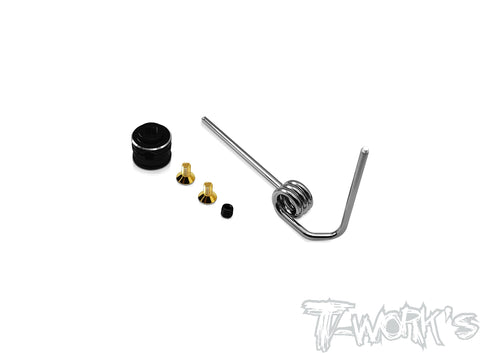 TO-277-K Pipe Mount Set ( For Kyosho MP9/MP10/GT2/GT3 )
