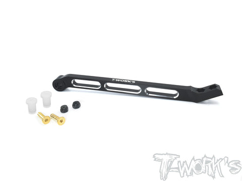 TO-280R-MP10 7075-T6 Alum. Rear Tension Rod ( For Kyosho MP10 )