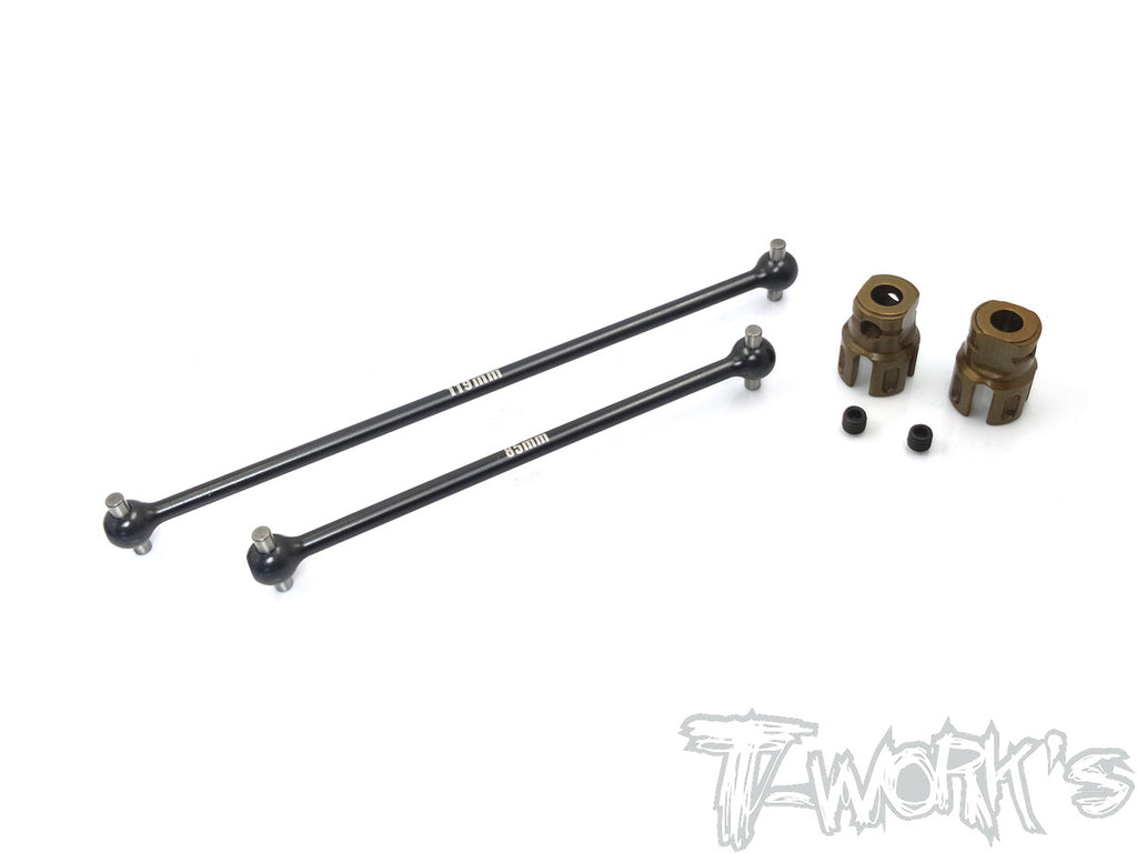 TO-282-MP10	Steel Center Shaft Set (  Kyosho MP10 )