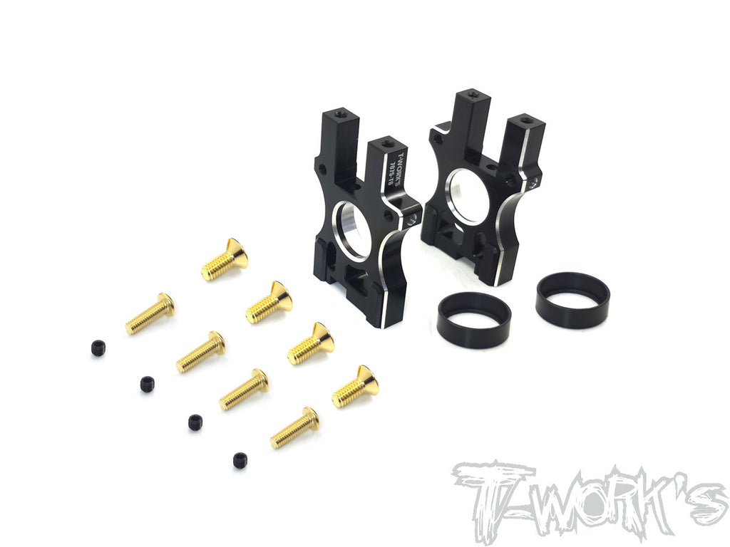TO-295-MP10	7075-T6 Alum. Middle Gear Block ( For Kyosho MP10/10T/MP9 TKI4/TKI3 )