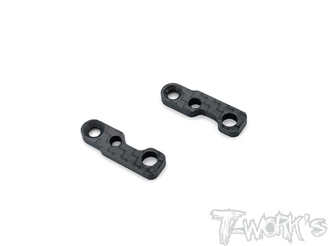 TO-298-B3.2 2.5mm Graphite  Servo Spacer ( Team Associated RC8 B3.2 ) 2pcs.
