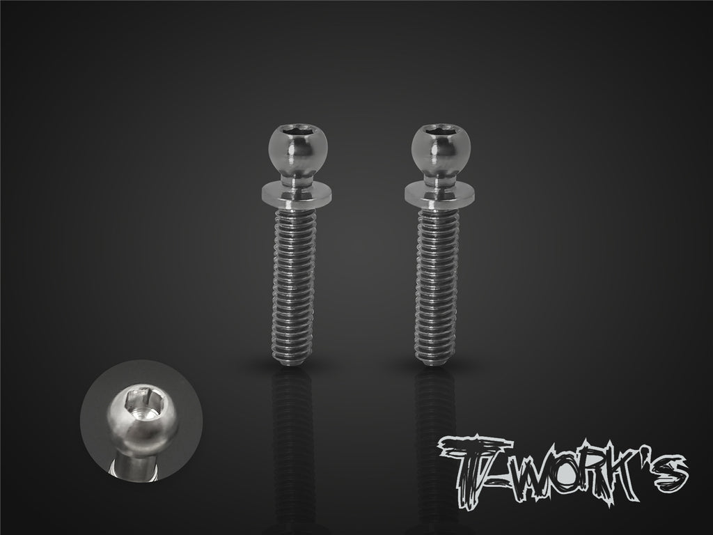 T-Works Gold Plated Steel Screw Set For Xray X12 2019 EU