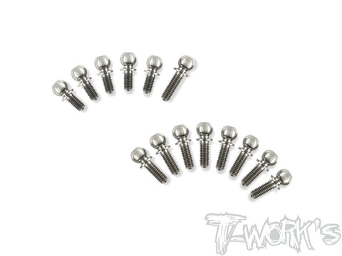 TP-110 64 Titanium Ball End set ( For Xray XB2C 2020 )