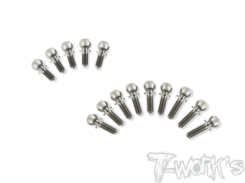 TP-111 64 Titanium Ball End set ( For Xray XB2D 2020 )