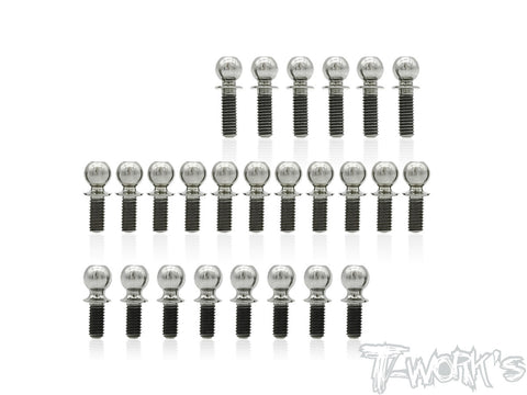 TP-118 64 Titanium Ball End set ( For Awesomatix A800FX )