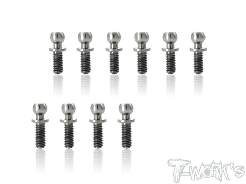 TP-127 64 Titanium Ball End set ( For Xray X12 2021EU / X12 2021 US )
