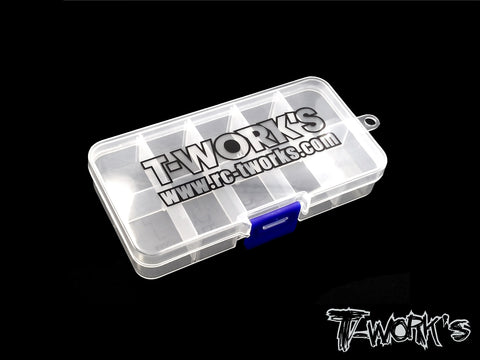 TT-013 10 Case Hardware Storage Boxes ( 13x7x2.3cm )