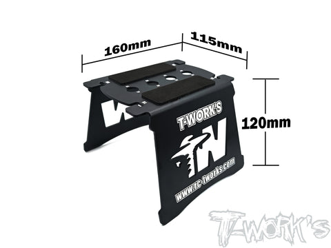 TT-017-XL Car Stand 160mm ( For 1/8 )