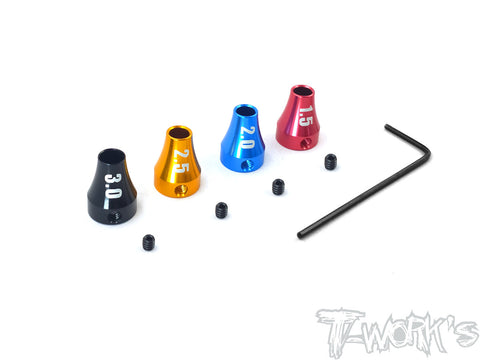 TT-061-A	Hex Wrench Collar Set (1.5/2.0/2.5/3.0 each one )