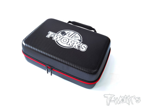 TT-075-C	Compact Hard Case Parts Bag  ( L ) 33*23*10cm