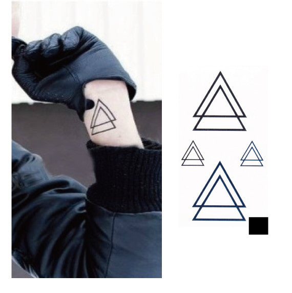 Triangle tats