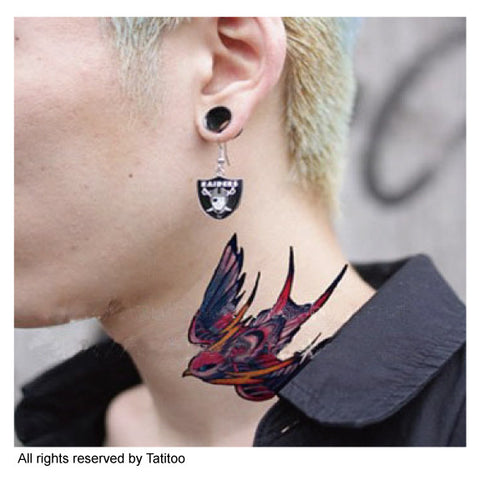 Swallow tatto