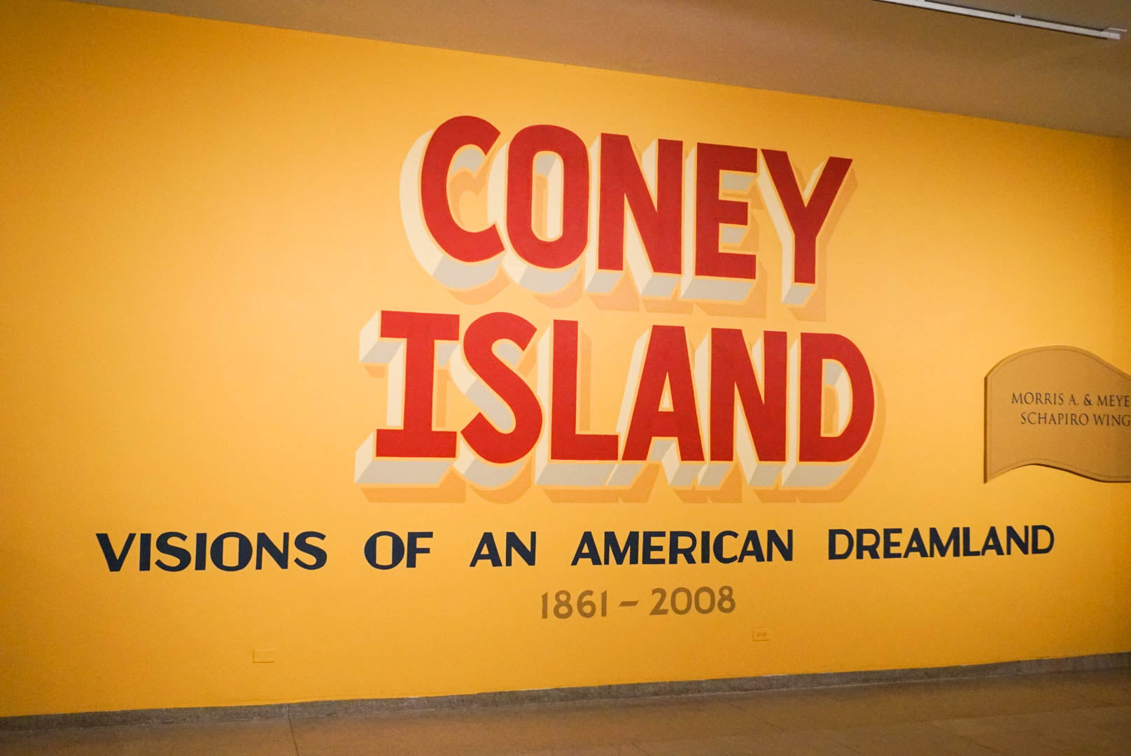Stephen Powers: Coney Island Is Still Dreamland (To a Seagull)