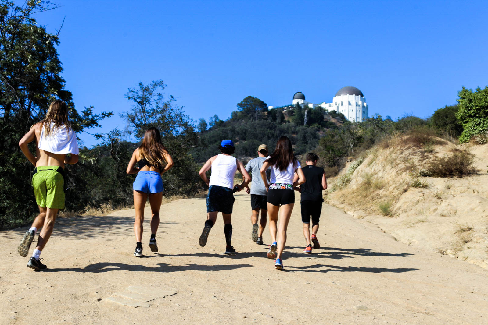Cobra Fitness Club Hike