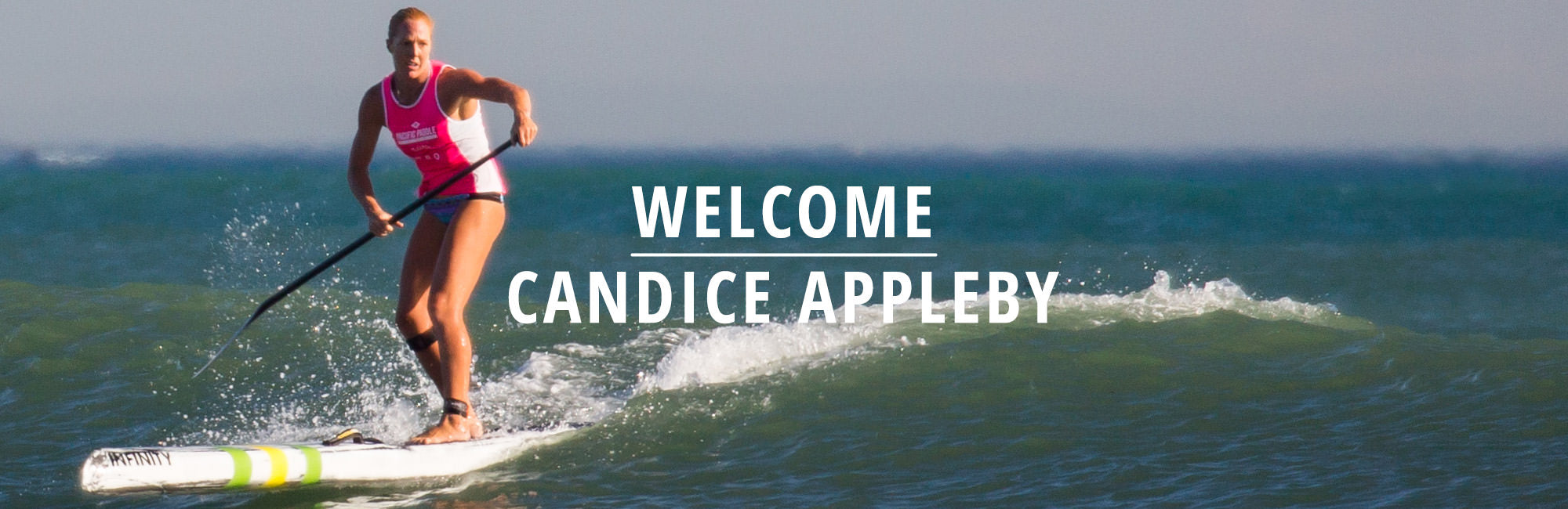 Welcome Candice Appleby