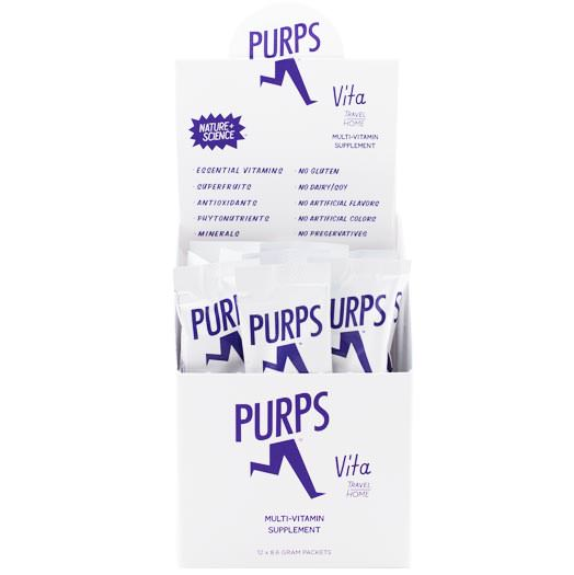 Purps Travel Home 12 Pack