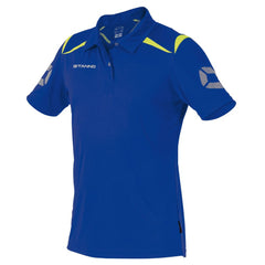 Stanno - Forza Piké BlueNeonYellow - [product_collection], Pulssport.se
