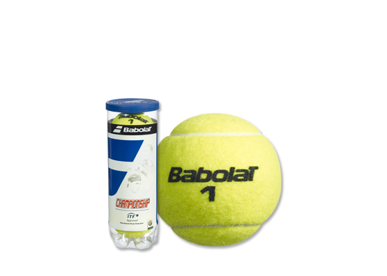 BABOLAT - BALL CHAMPIONSHIP x 4 - [product_collection], Pulssport.se
