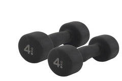 Casall - Dumbbell Neoprene 2x4kg - [product_collection], Pulssport.se